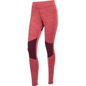 Salewa Pedroc Dry - Pantalon running Femme - rouge